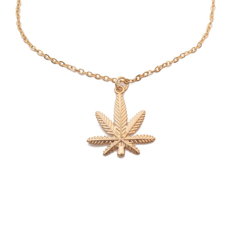 Mary Jane Necklace
