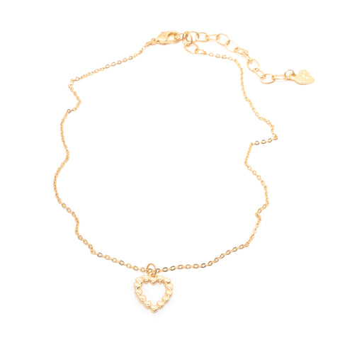 Summer Nights Choker - Heart