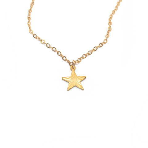 Summer Nights Choker - Star