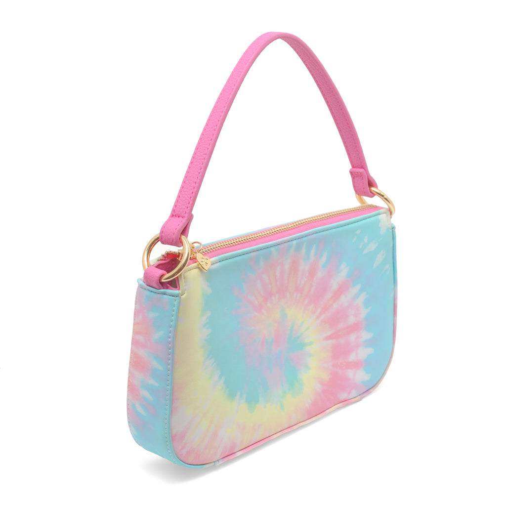 99% Angel Shoulder Bag in Tie Dye