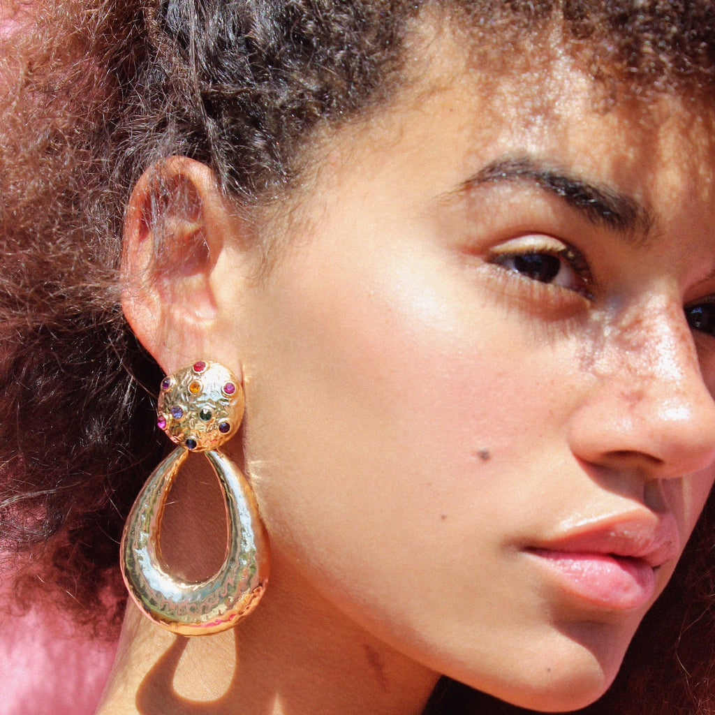 You're A Gem Earrings