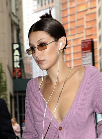 Butterfly Huggies Worn by Bella Hadid