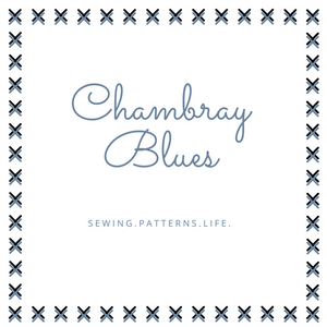 Chambray Blues Sewing Patterns and Tutorials
