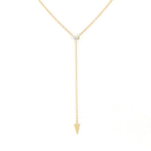 Baguette and Arrow Lariat