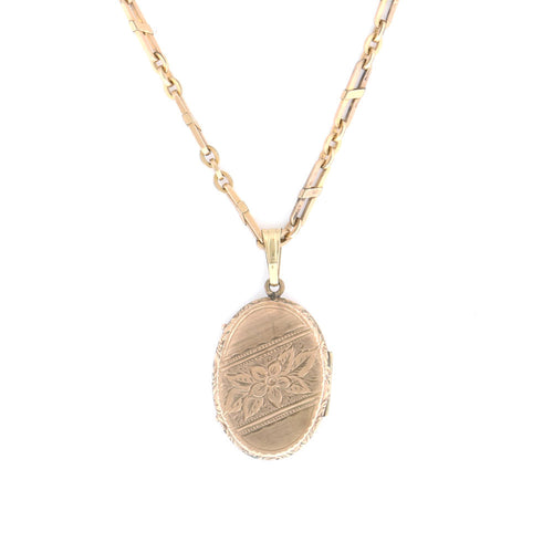 Vintage Gold Locket