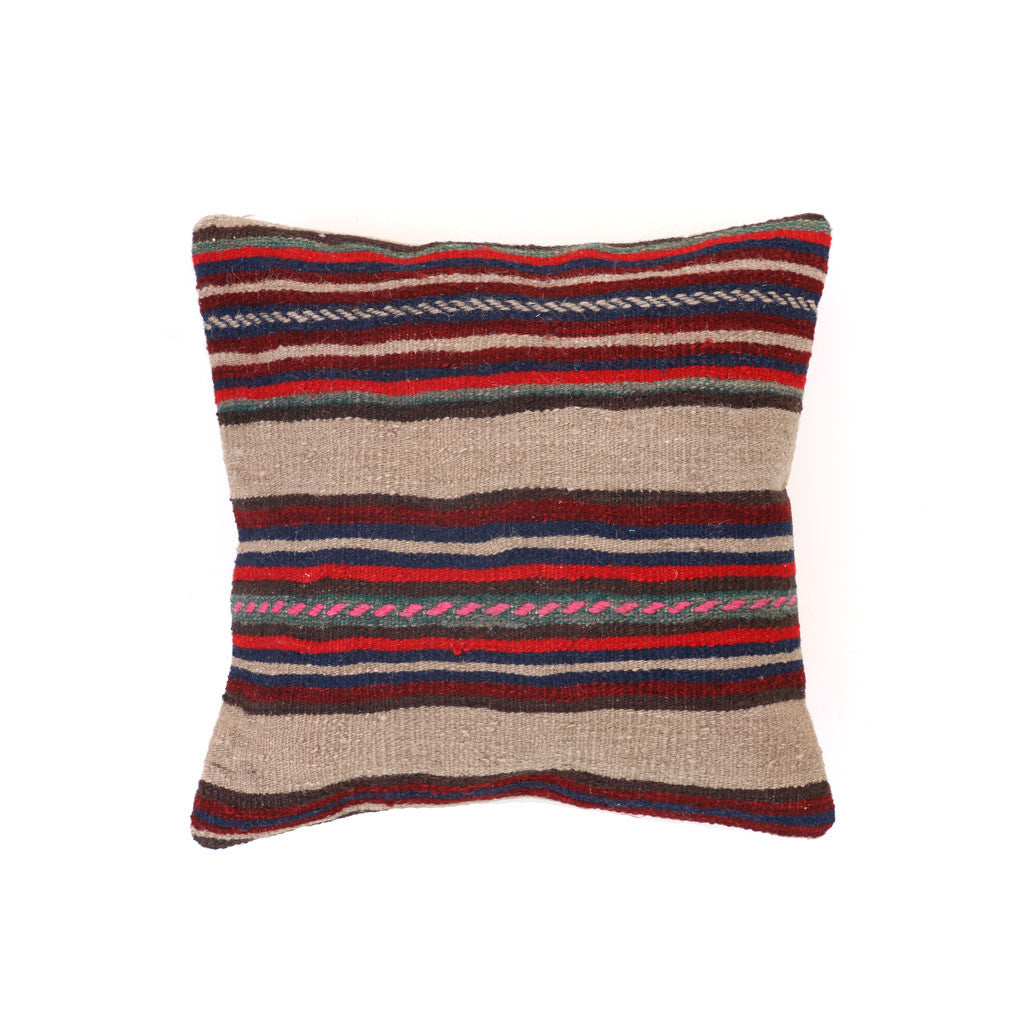 kilim vintage detail pillow