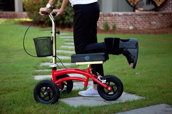 To Rent or To Buy: The Best Option for Obtaining your Knee Scooter