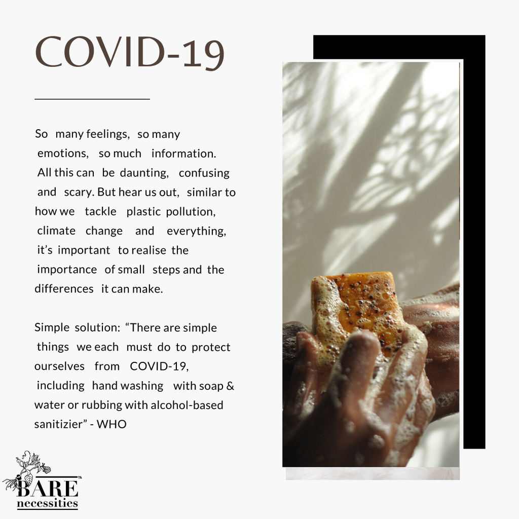COVID-19 - Staying realistically positive!