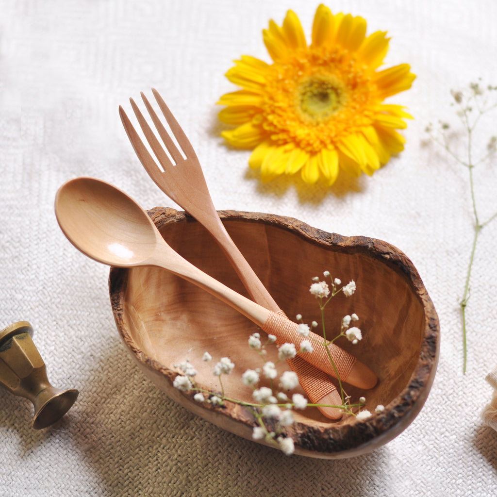 A Bare Spotlight On Zero Waste Products: Cutlery