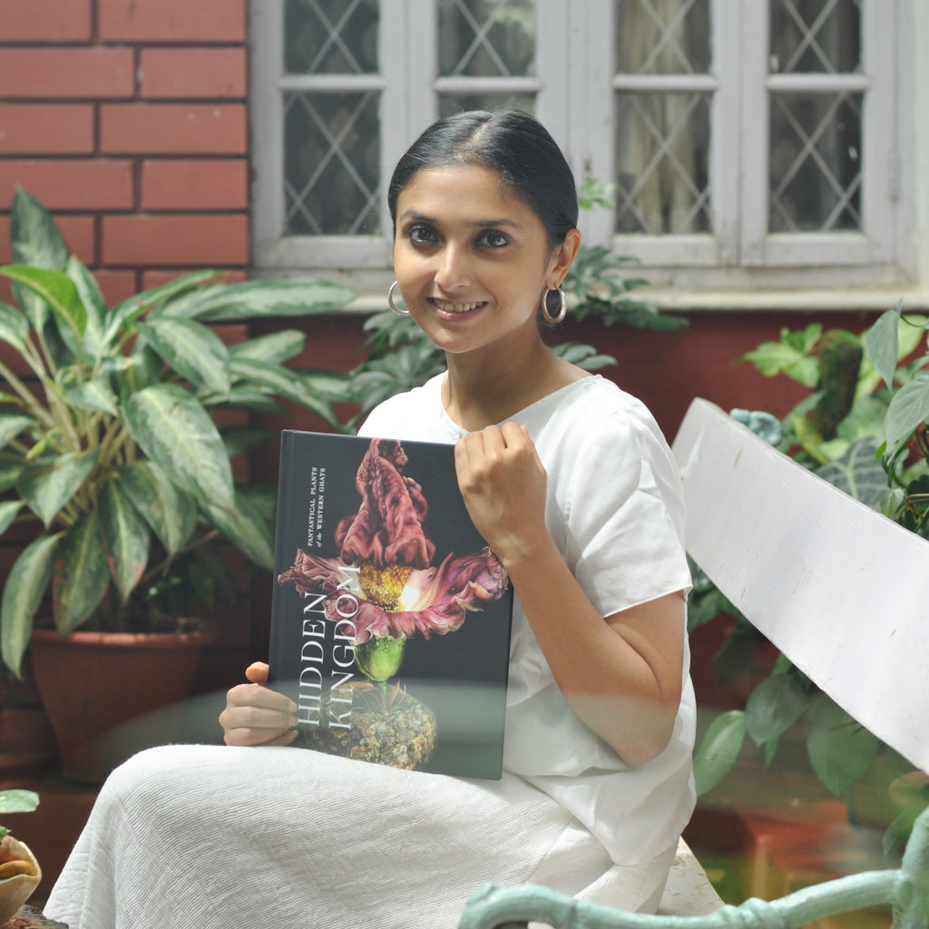 #Masked - A SERIES OF INTERVIEWS WITH INSPIRATIONAL WOMEN. In the spotlight - NIRUPA RAO