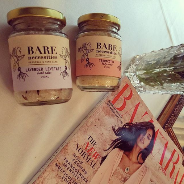 Bare Necessities Named Top 5 Handcrafted in India Brands by Harper's Bazaar