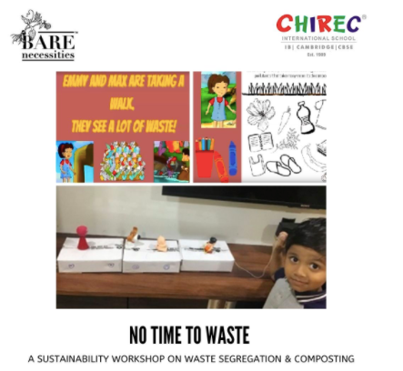 CHIREC International School - Sustainability for Kids