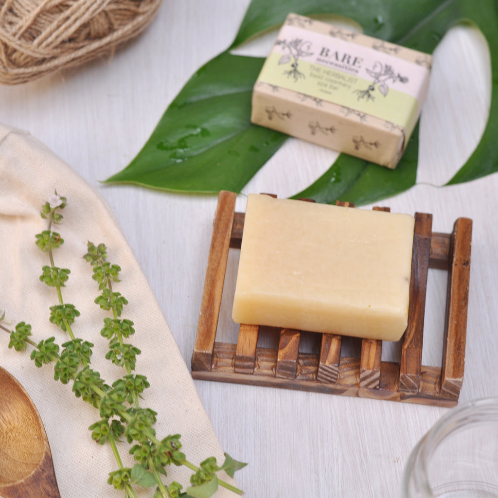 A Bare Spotlight On Zero Waste Products: Soap