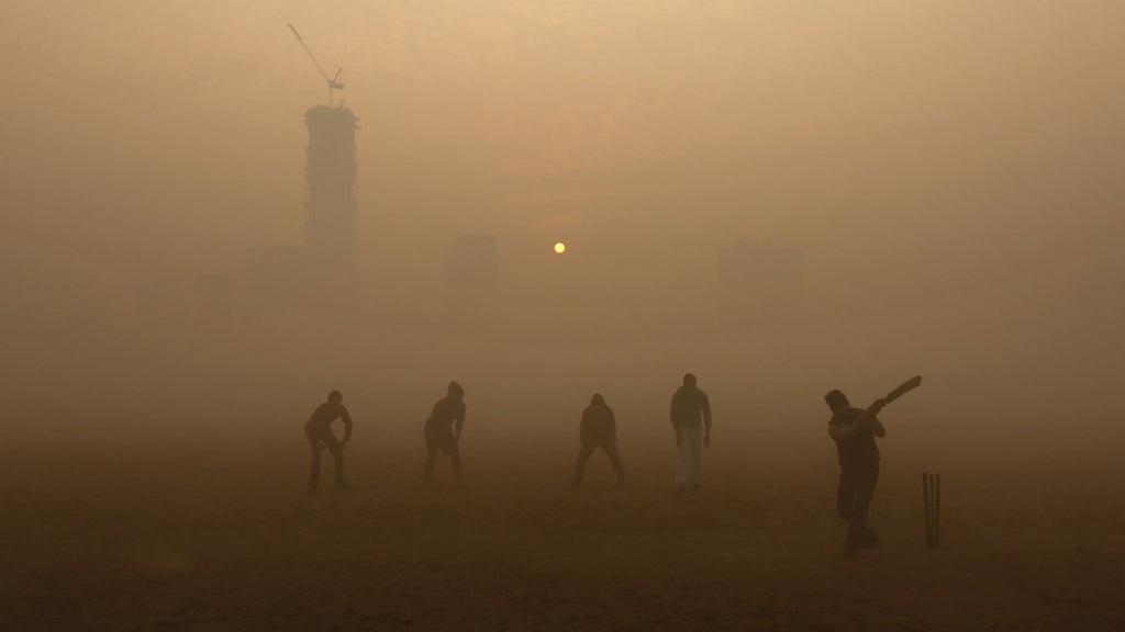 The Great Indian Pollution Season