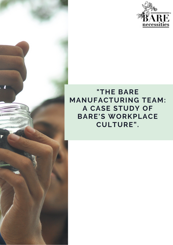 Bare Manufacturing Team