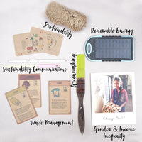 Sustainability in 30 Online Course [Self Paced]