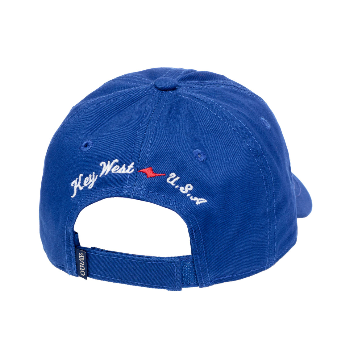 Kids Cotton Twill 'Dad' hat