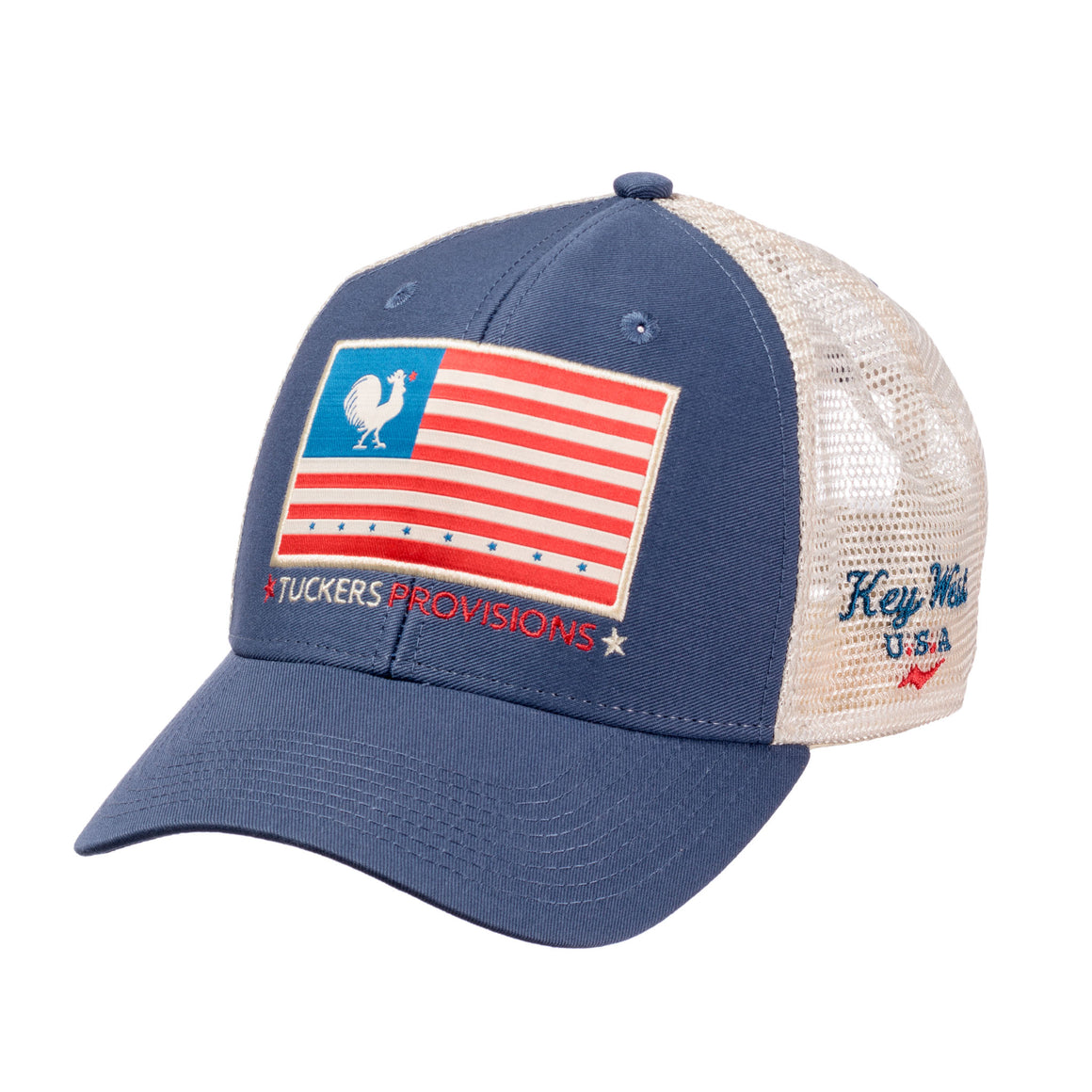 Old Glory Trucker