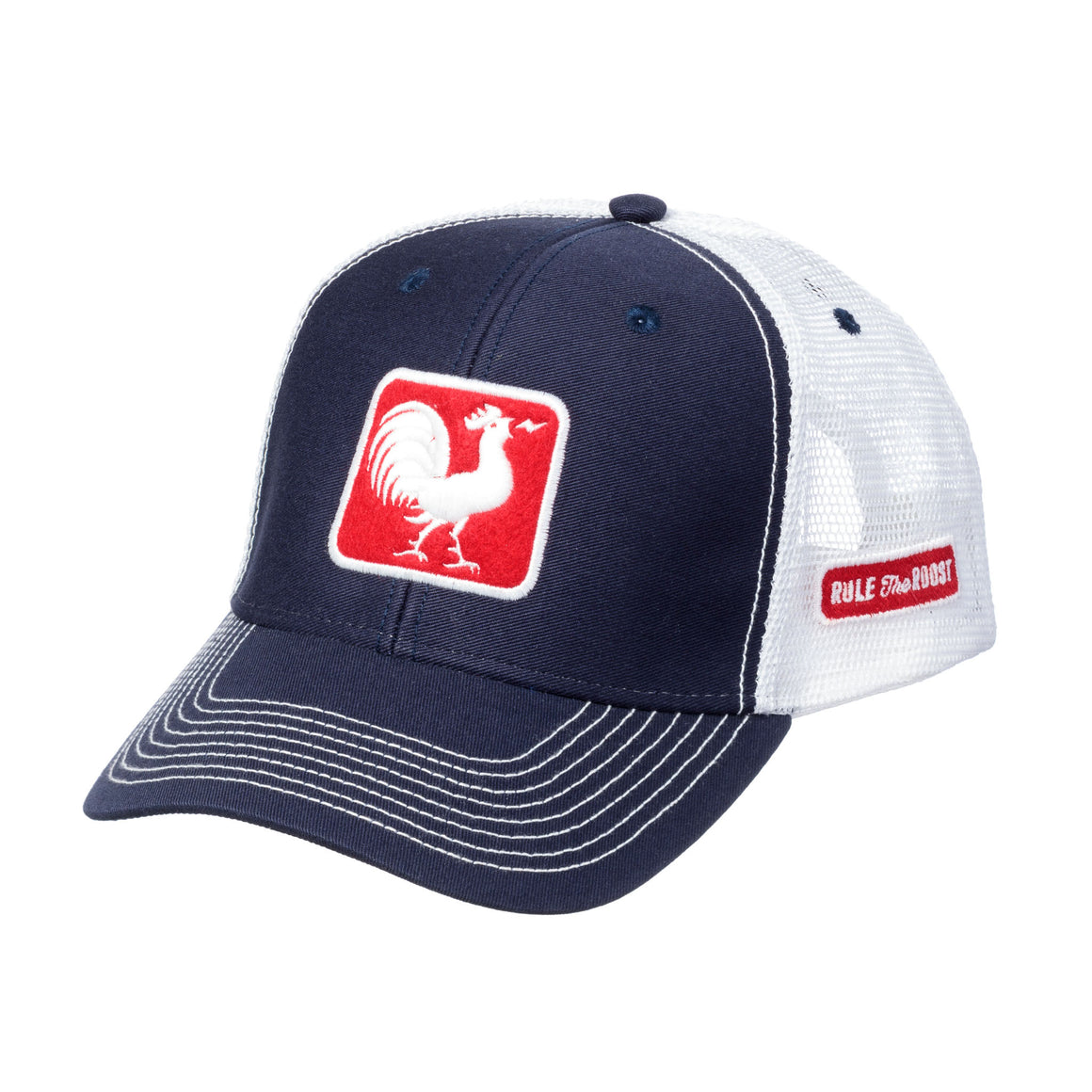 Original Rooster Trucker
