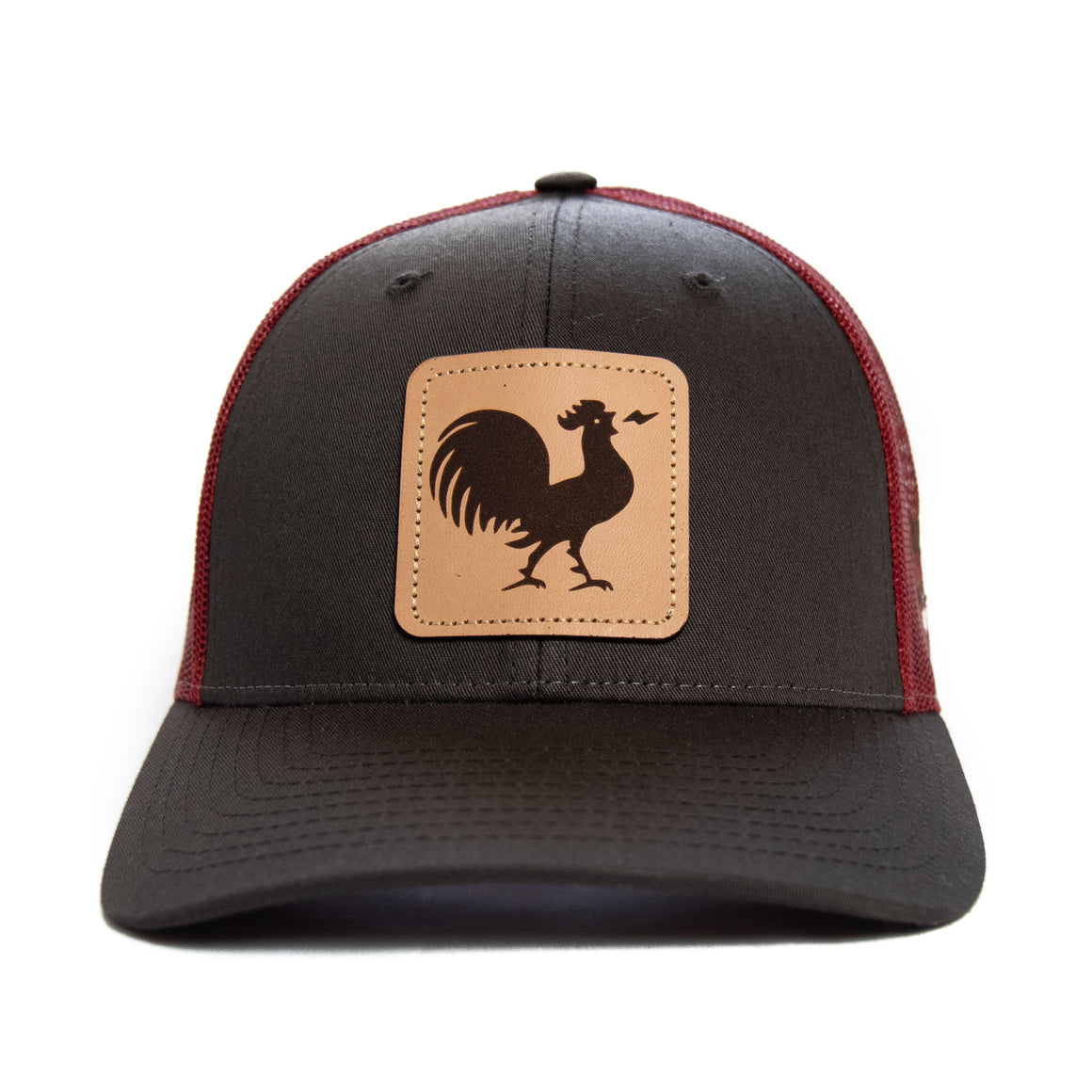Crowing Rooster Trucker Two