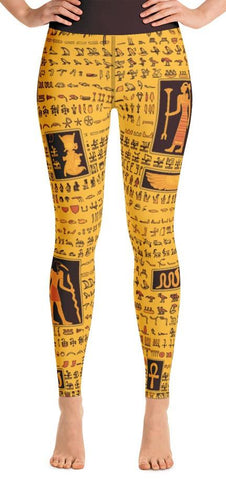 Egyptian Yoga Leggings