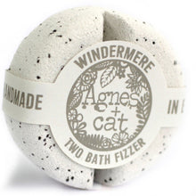 Load image into Gallery viewer, Agnes & Cat 2 Bath Fizzers Agnes & Cat Twelve Silver Trees Windermere