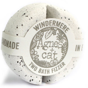 Agnes & Cat 2 Bath Fizzers Agnes & Cat Twelve Silver Trees Windermere