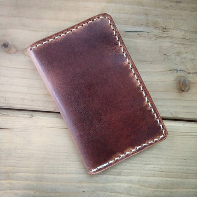 Storm King Vertical Wallet