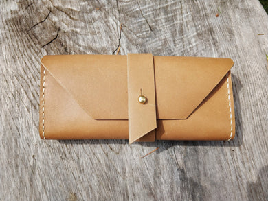 Leather Sunglasses Case / Storage Pouch