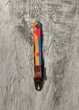 Pendleton Wool + Horween Leather Sling Key Clip