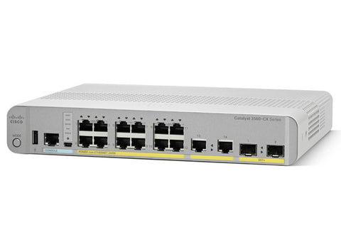 Cisco Catalyst C3560CX-12PD