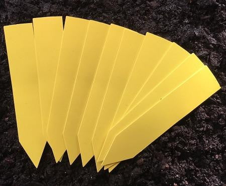 "10 - 4"" Plant Labels / Plastic Markers - Mountain Meadow Seeds"