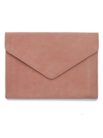 Fashionable Tigist Leather Clutch