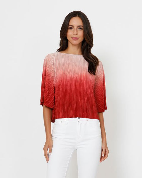Sundried Ombre Top