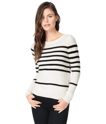 Pardee Striped Sweater