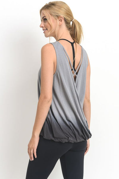 CROSS BACK OMBRE