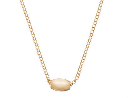 Harmony Necklace Gold Small