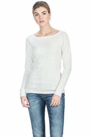 Long Sleeve Boatneck