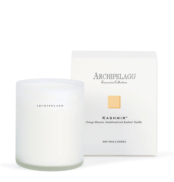 Kashmir Soy Candle