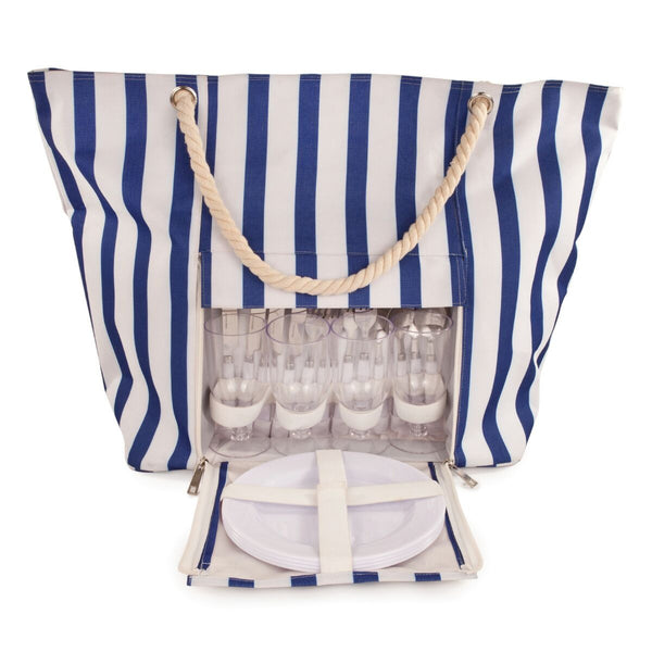 Seaside: Nantucket Picnic Tote