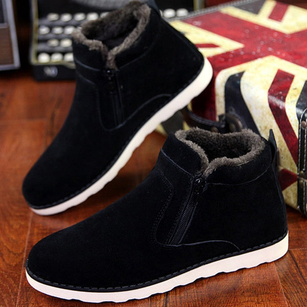 High Quality Autumn Winter Casual Snow Boots for Men
