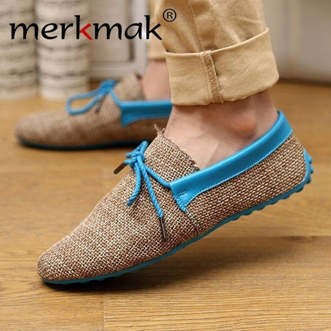 Merkmak comfortable mocassins loafers for Men