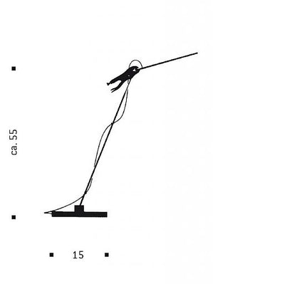 OH.LED.ONE OLED Table Lamp