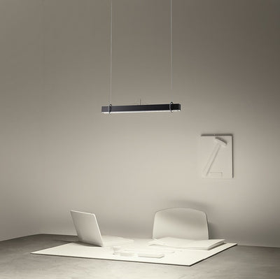 Ingo Maurer Brick - double ring suspension complete