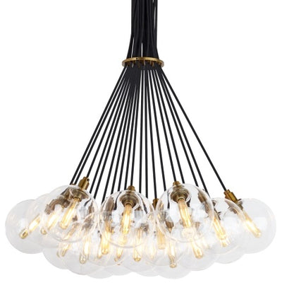 Gambit 19-Light LED Chandelier
