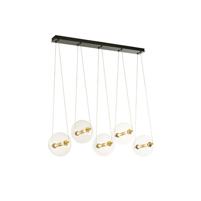 Otto Sphere 5 Light Pendant