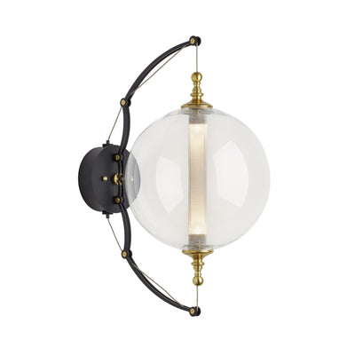 Hubbardton Forge Otto Sphere Sconce  - formplusfunction