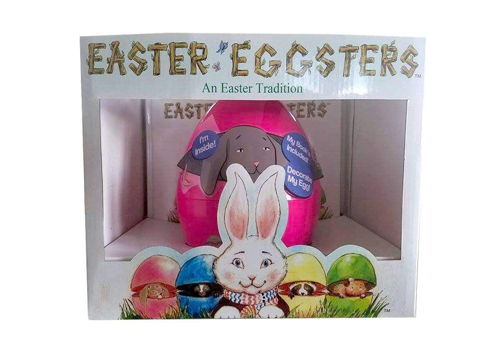 Pink Easter Eggster