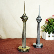 3D Milad Tower