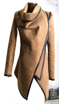 New Fashion Asymmetric Trench
